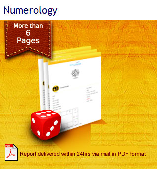 Image for Numerology Report